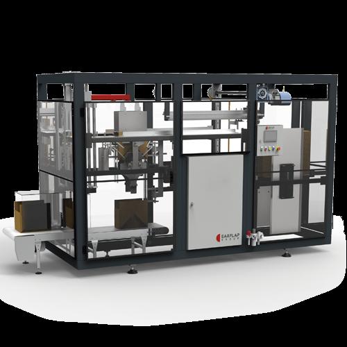 Sistema automático de formado de bandejas en línea TFM300