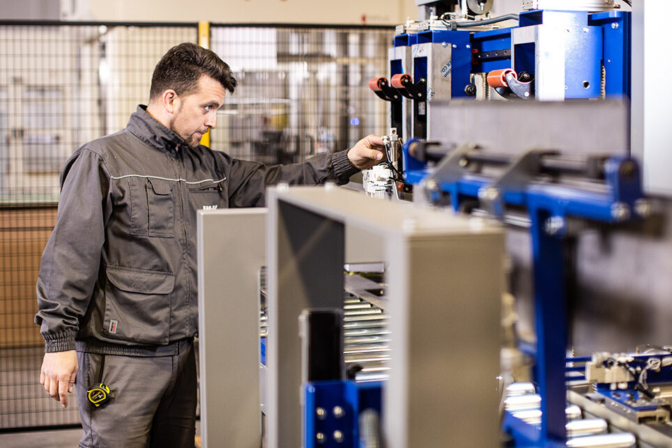 Técnico mecánico en servicio post venta