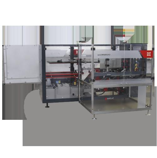 Máquina formadora automática de cajas modelo BEM200