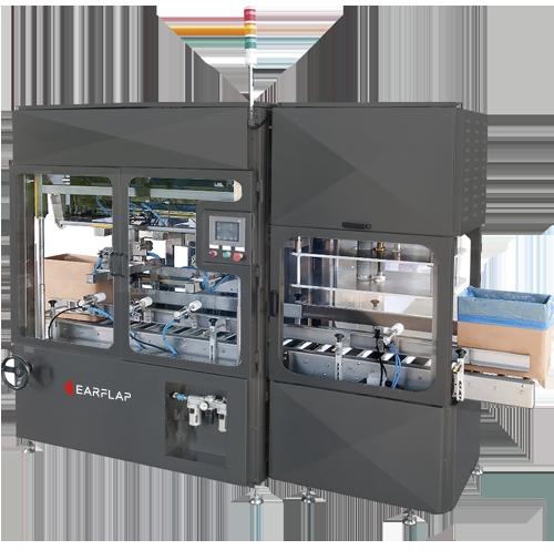 Insertadora automática de bolsas (insertado directo) modelo BIM900