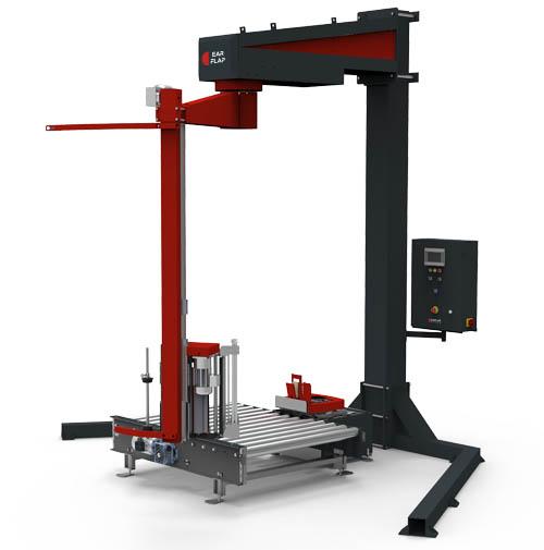 Enfardadora - envolvedora automática de brazo giratorio modelo ARM 2500