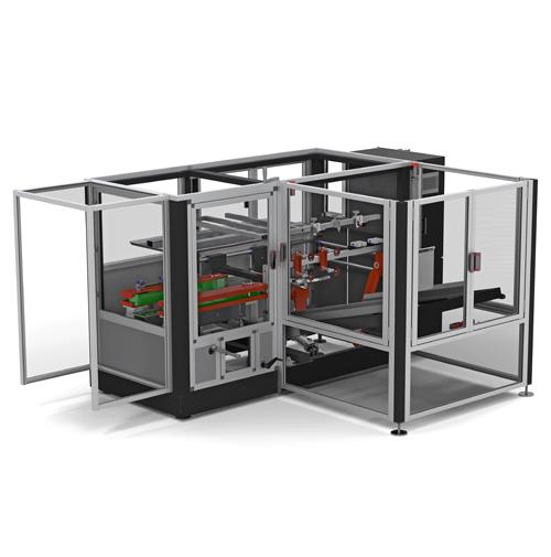 Formadora de cajas automática BEM200