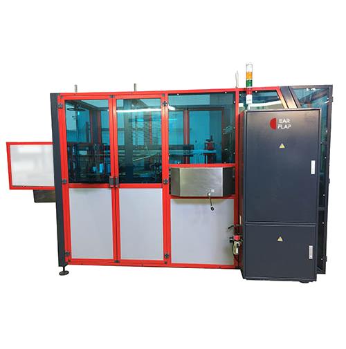 Maquina de formado automático de cajas BEM400