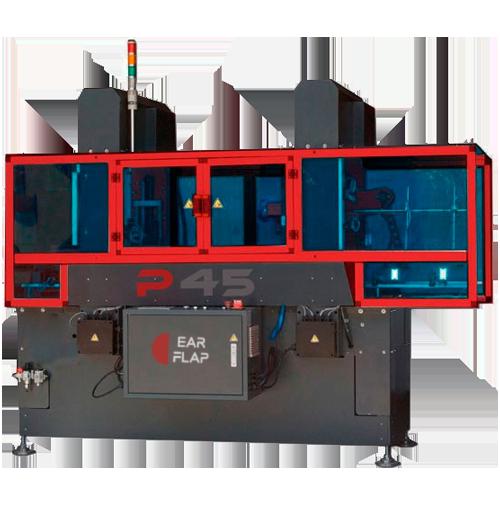 Máquina de cerrado / precintado de cajas automática modelo P45